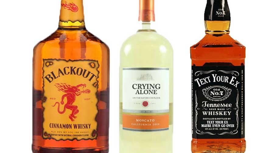 Bebidas eslóganes honestos