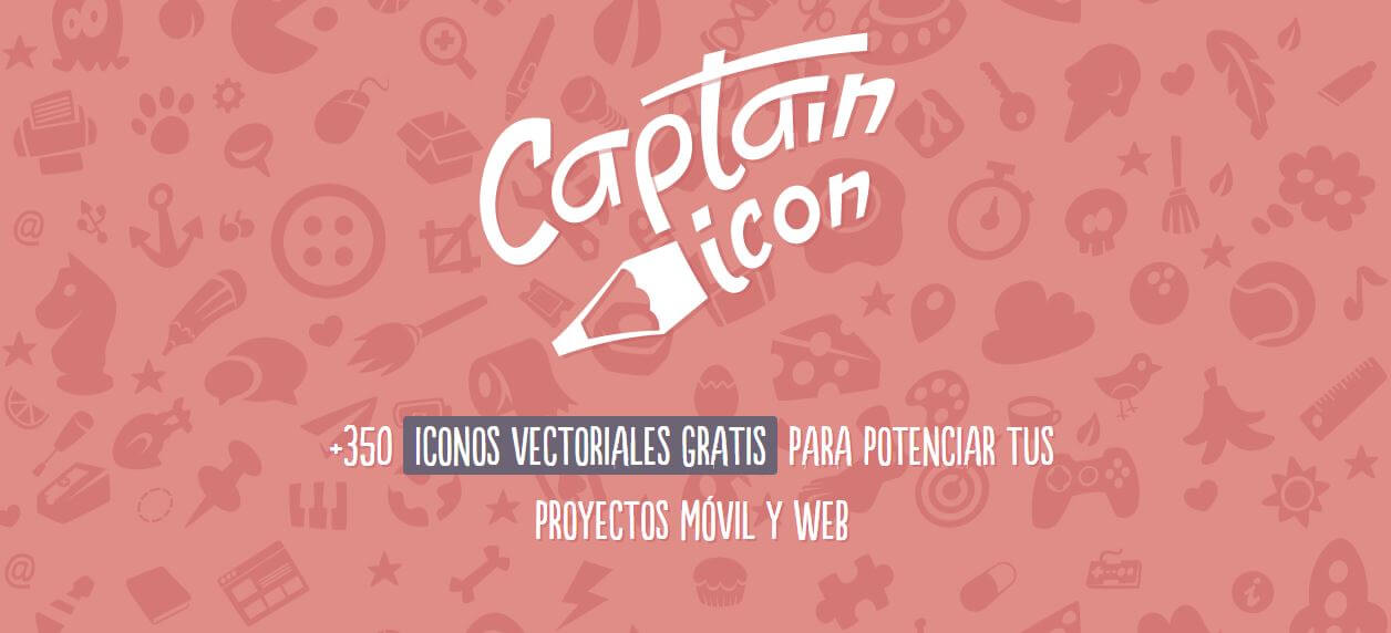 flat-icon-descargar-capitan-icono